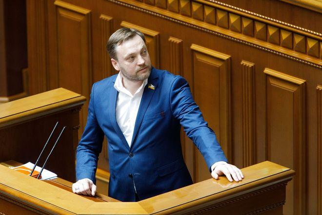 Новий міністр МВС Денис Монастирський назвав основні пріоритети на посаді. Фото: УНІАН