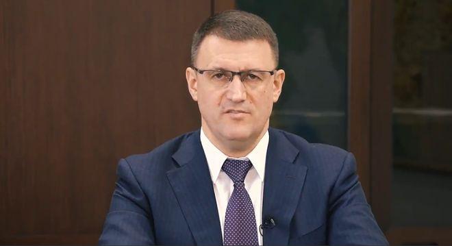 Вадим Мельник. Фото: стоп-кадр відео