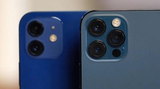 Камери iPhone 12. Фото: MacRumors