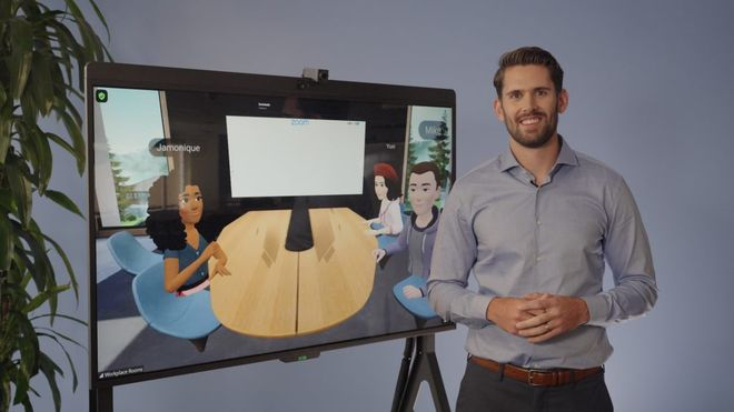 Whiteboard: Zoom и Facebook разрабатывают виртуальную доску. Фото: Zoom