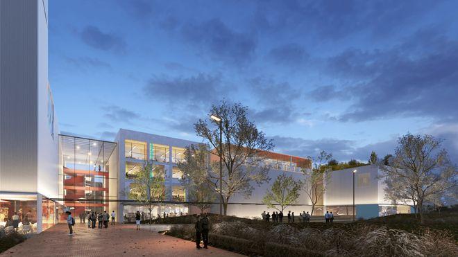 В UNIT.City відкриють школу STEM-напрямку у 2023 році. Фото: UDP DEVELOPMENT