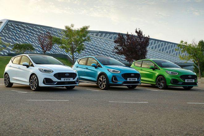Ford Fiesta: фото, видео, комплектации, характеристики. Фото: Ford