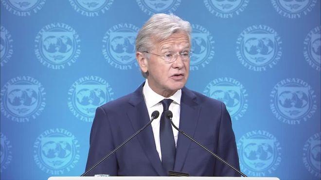 IMF in Ukraine: Major themes to discuss. Photo: Gerry Rice. IMF