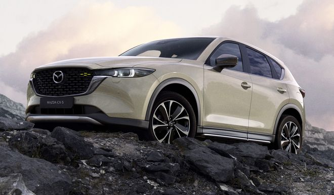 Mazda CX-5: фото, відео, комплектації, характеристики. Фото: Mazda