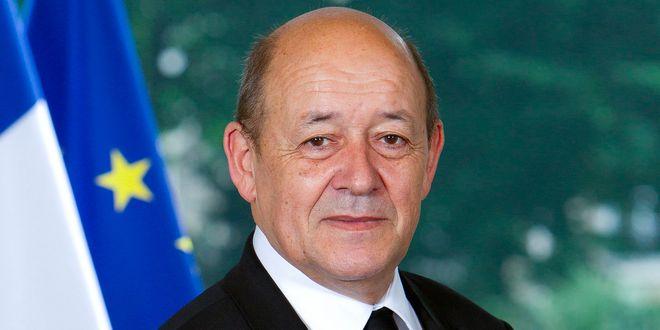 Глава Министерства иностранных дел страны Жан-Ив Ле Дриан. Фото: diplomatie.gouv.fr