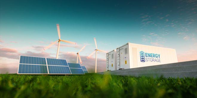 Енергетичний комітет затвердив проект закону про накопичувачі енергії. Фото: siemens.com