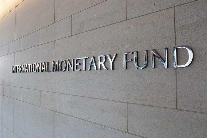 The start of the IMF mission in Ukraine. Photo: Flickr