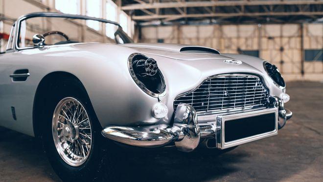 Aston Martin випустив дитячий DB5, як у Джеймса Бонда: ціна та характеристики. Фото: thelittlecar.co