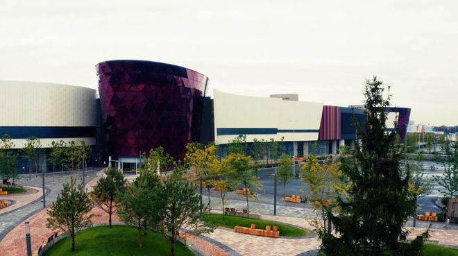 ТРЦ Respublika Park в Киеве откроется 12 ноября. Фото: Respublika Park