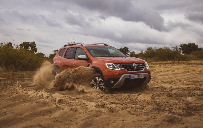 Тест-драйв Renault Duster: фото, характеристики, цены, комплектации. Фото: Сергей Суховский