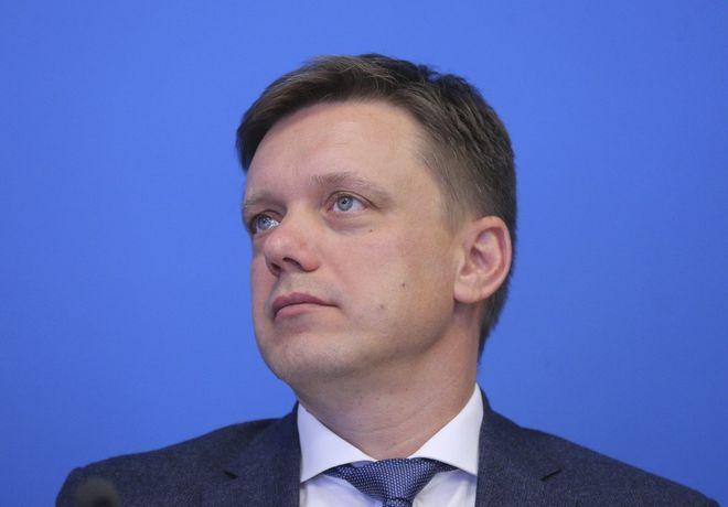 Глава Укрэксимбанка Евгений Мецгер сложил полномочия, пока временно. Фото: УНИАН