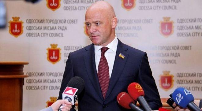 Генпрокурор Венедіктова підписала підозру меру Одеси Труханову — деталі. Фото: «Слово і Діло»