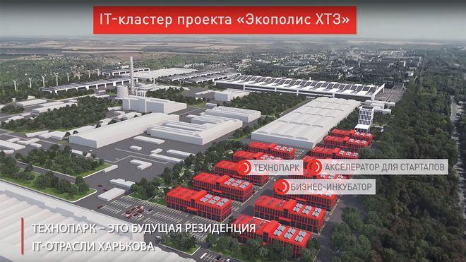 Ярославский и Ротшильды создадут «Украинскую кремниевую долину». Фото: ecopolishtz.com