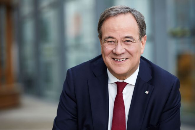 Лашет збирається залишити посаду глави ХДС. Фото: cdu.de