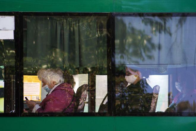 В Киеве уберут 172 маршрутки: власть разорвала договоры с недобросовестными перевозчиками. Фото: УНИАН