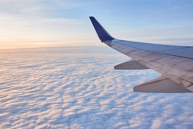 Open Skies: Ukraine and the EU signed an Agreement. Photo: Unsplash / Johny Goerend