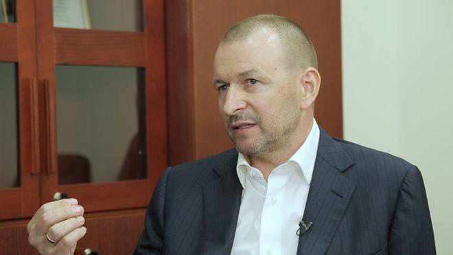 Віце-президент MTI Сергій Башлаков. Фото: Перша шпальта