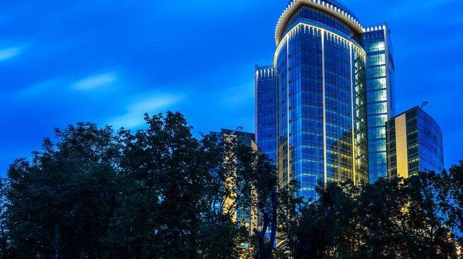 Фото: Hilton Kyiv