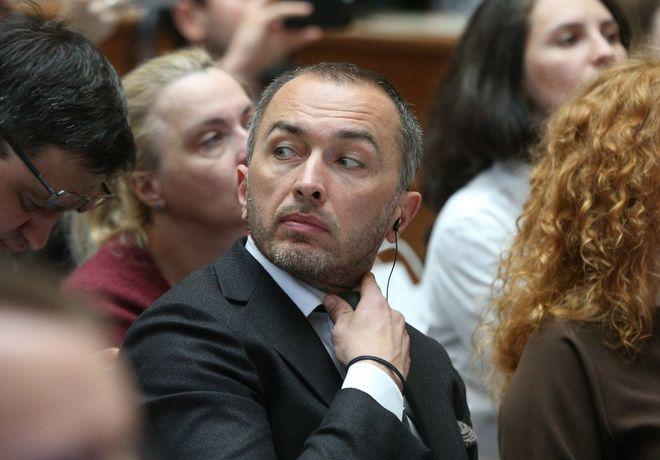 Нинішній голова правління Ощадбанку Андрій Пишний. Фото: УНІАН
