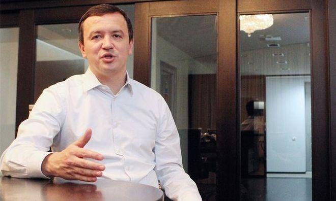 Новий міністр економіки Ігор Петрашко. Фото: УНІАН
