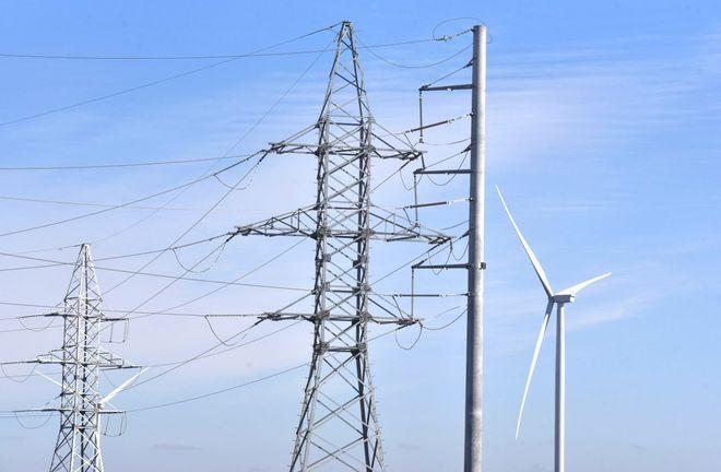 Приморская ветроэлектростанция. Фото: УНИАН