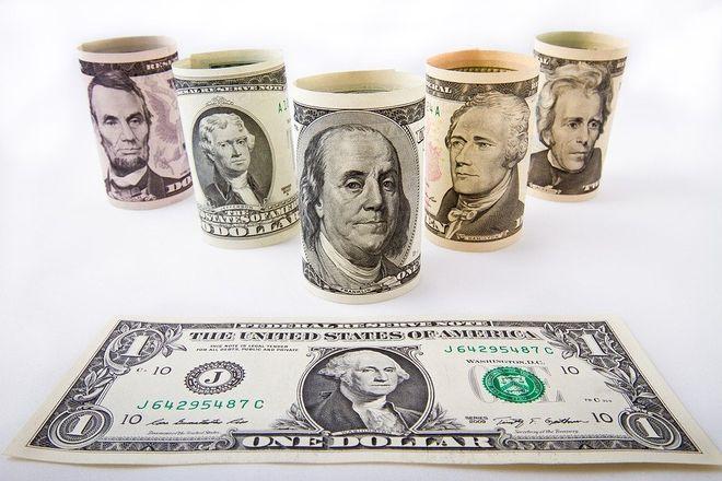 Динамика курса гривны: доллар продолжает дешеветь/pixabay