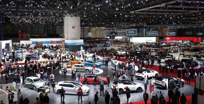 Женевський автосалон в 2021 році не відбудеться. Фото: Wheels.ae