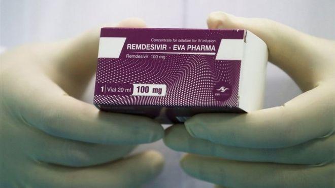 Раніше ремдесивир був дозволений для лікування коронавірусу в США. Фото: ВВС