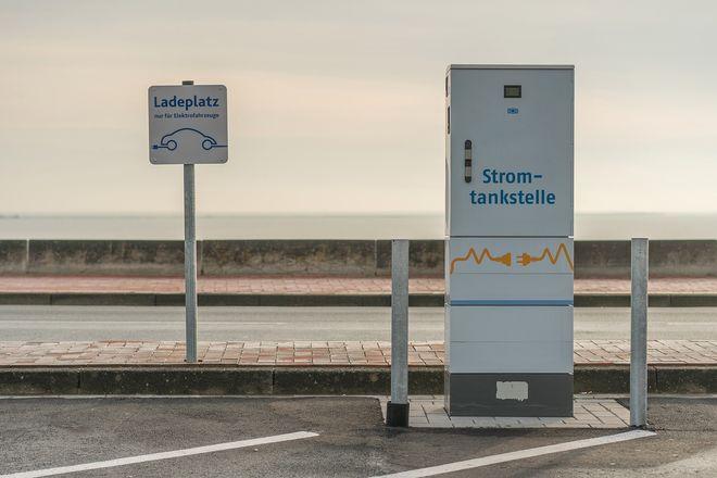 Зарядна станція для електромобілів. Фото: AKrebs60 / pixabay