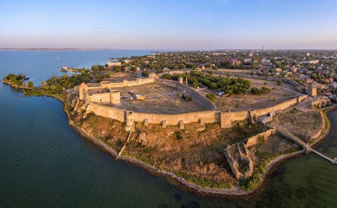 Тур на День Незалежності. Ізмаїльська фортеця. Фото: architectureguru.