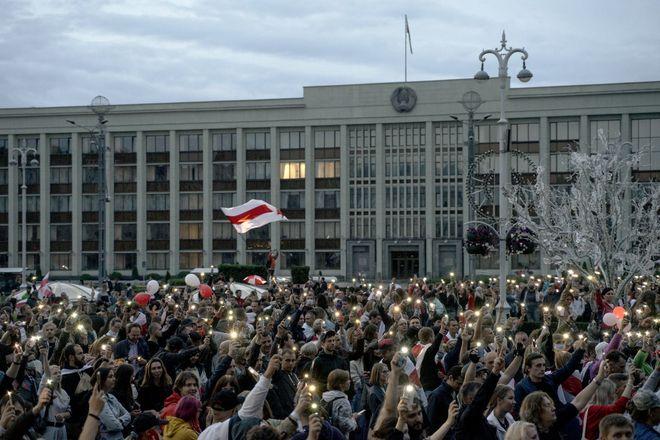 Как кризис в Белоруси повлияет на Украину. Фото: УНИАН