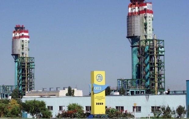 Одесский припортовый завод. Фото: ОПЗ