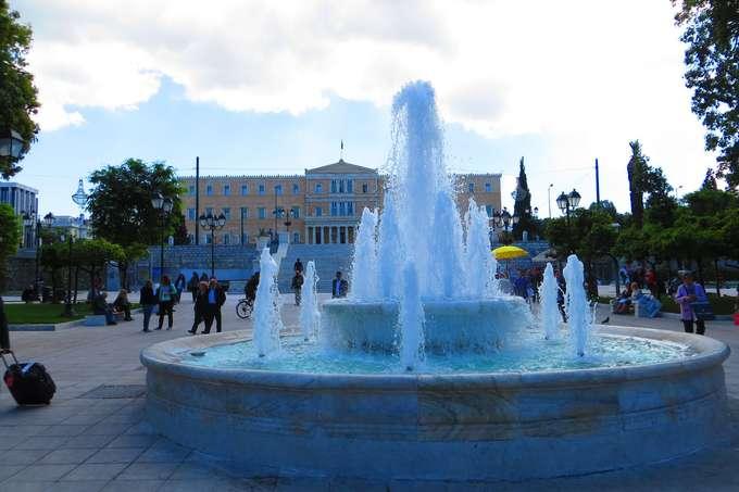 Πλατεία Συντάγματος, Αθήνα, Αττική, Ελλάδα