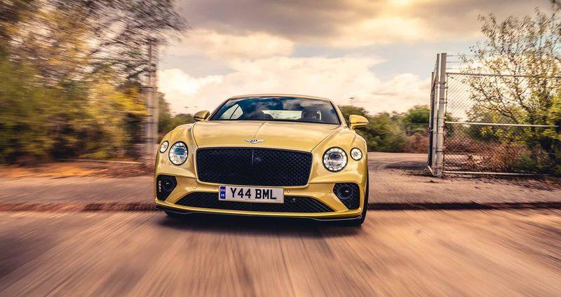 Bentley Continental GT Speed Drift