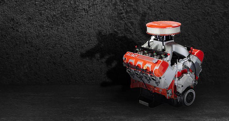 Chevrolet Performance ZZ632 crate engine