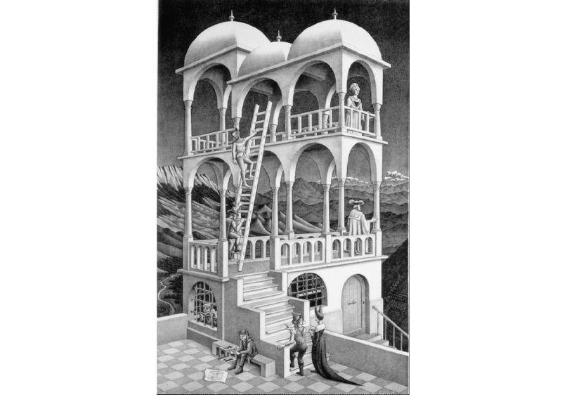 Poster - Belvedere image