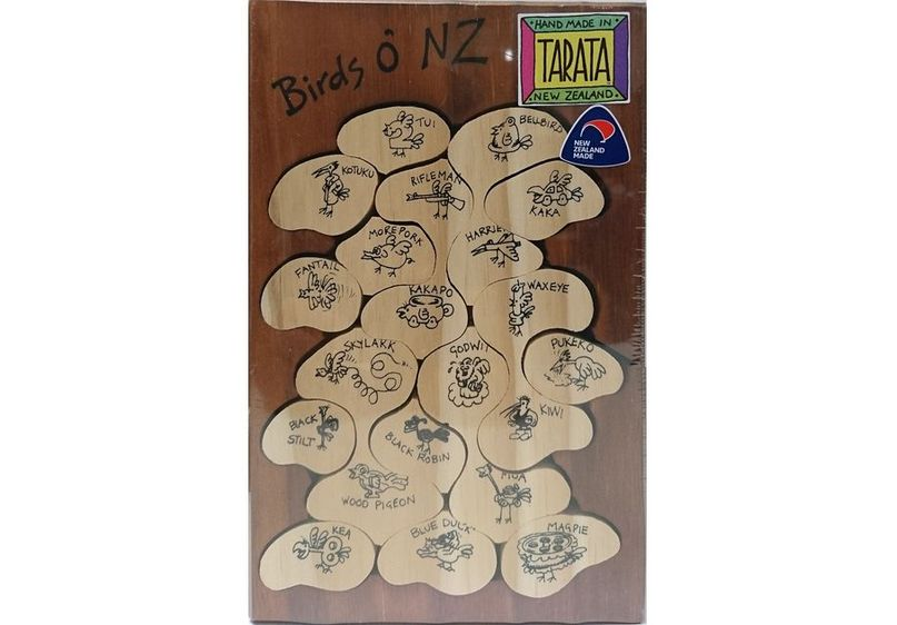 Birds 'O NZ image