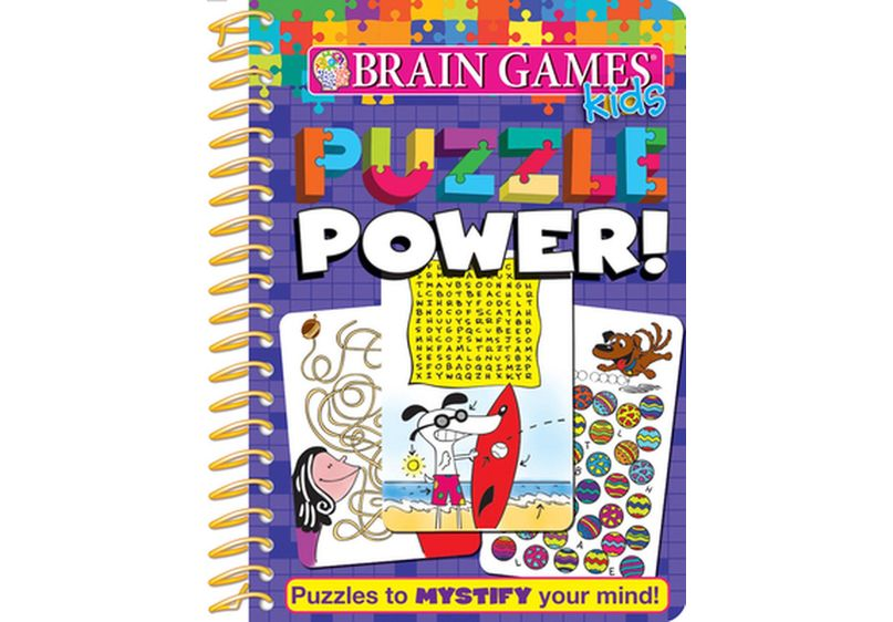 BrainGames Kids - Puzzle Power image