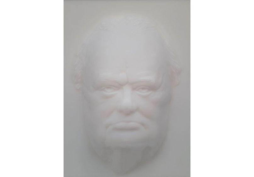 Churchill Following Face image