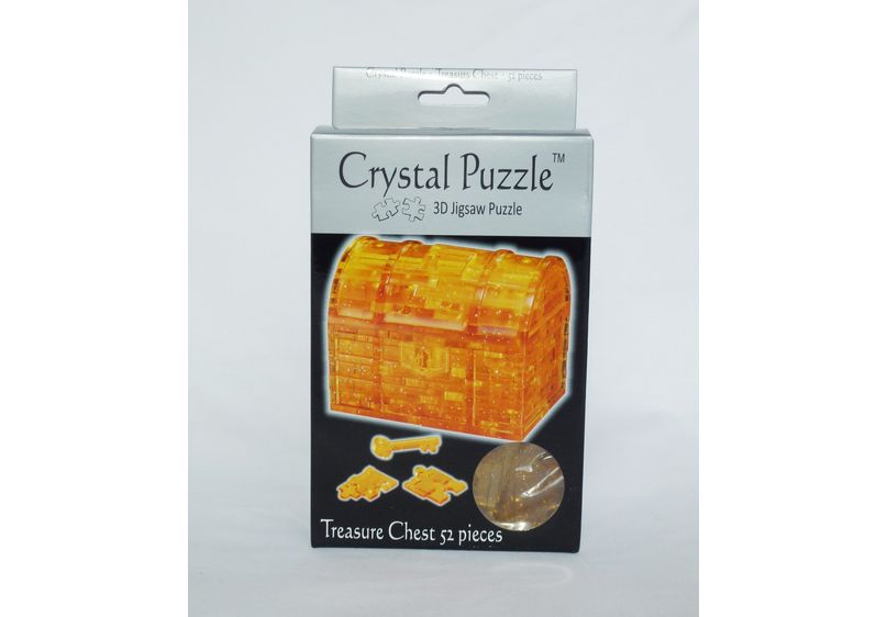 Crystal Puzzle - Treasure Ches image