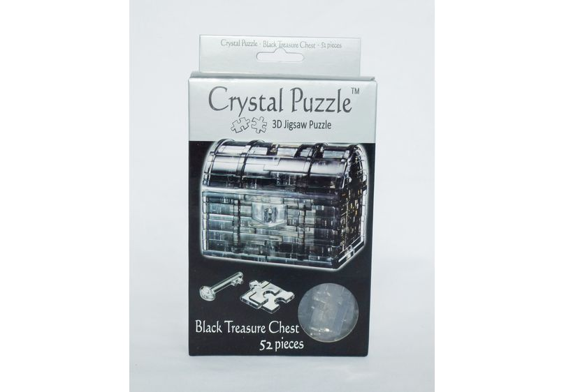 Crystal Puzzle - Black Chest image