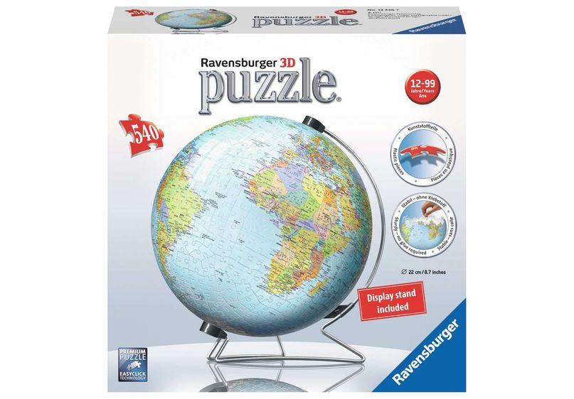 Globe Puzzleball 540PC image