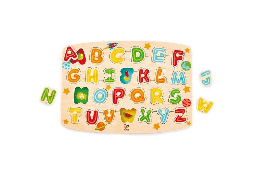 Hape Peg - Alphabet image