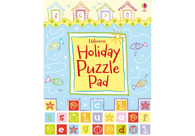 Holiday Puzzle Pad image
