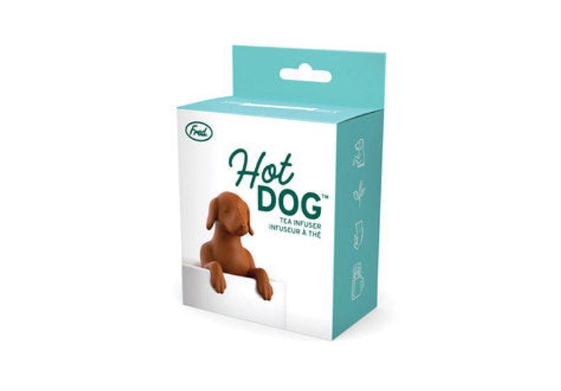 Hot Dog Tea Infuser image