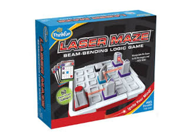Laser Maze image