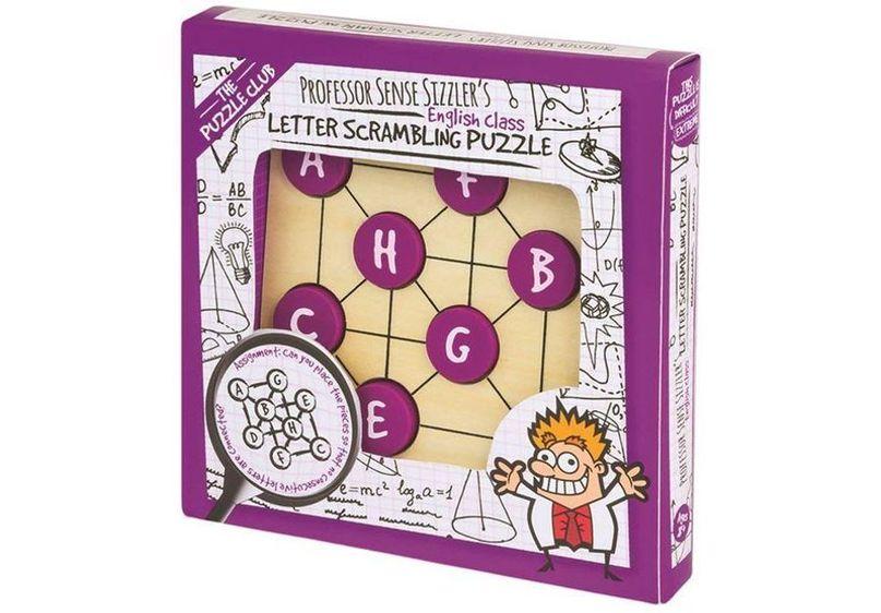 Letter Scrambling Puzzle image