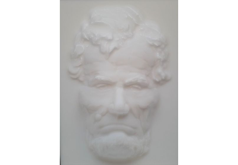 Lincoln Following Face image