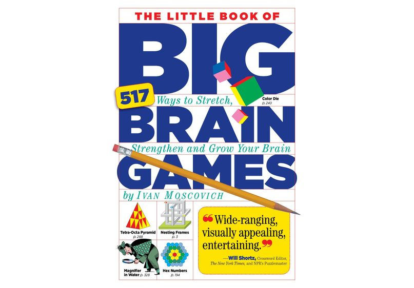 Little Book of Big Brain Games image