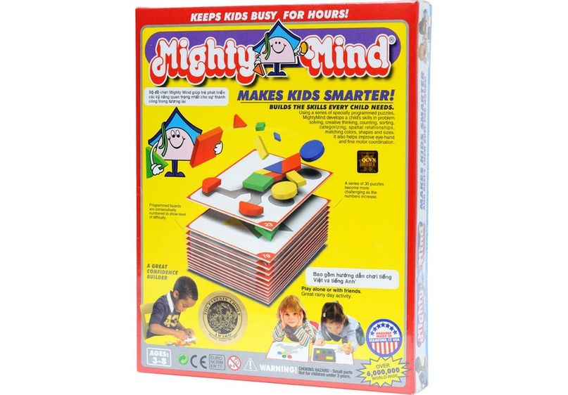 Mighty Mind Puzzle image